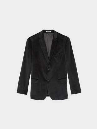 DKNY Velvet Jacket