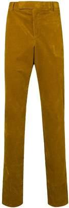 Holland & Holland straight leg trousers