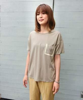 Descente (デサント) - DESCENTE PAUSE ZEROSEAM POCKET T SHIRT / ゼロシームポケットTシャツ