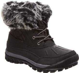 BearPaw Becka Waterproof Leather Boot