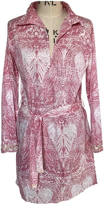 Melissa Odabash Pink Cotton Top for Women