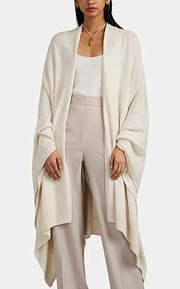 The Row Women's Hern Cashmere-Blend Cape - Natural