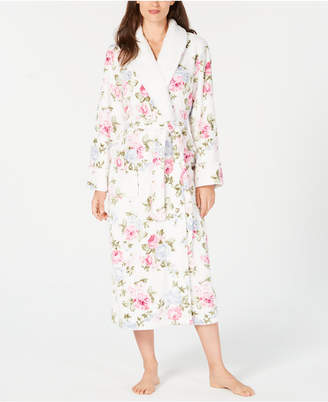 Charter Club Petite Long Wrap Robe, Created for Macy's