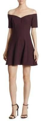 Cinq à Sept Kenna Fit-&-Flare Dress