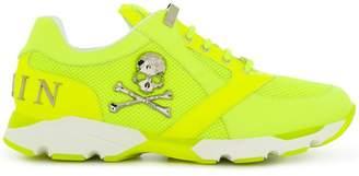 Philipp Plein skull mesh sneakers