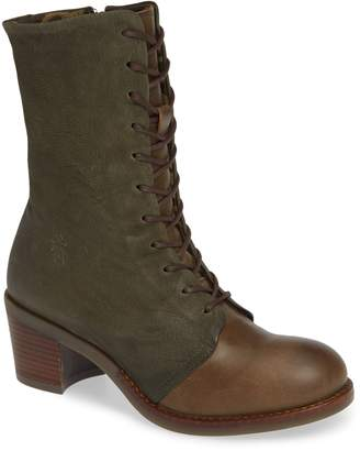 Fly London Zeko Lace-Up Boot