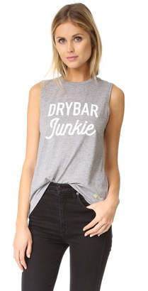 Drybar Drybar Junkie Muscle Tank $33 thestylecure.com