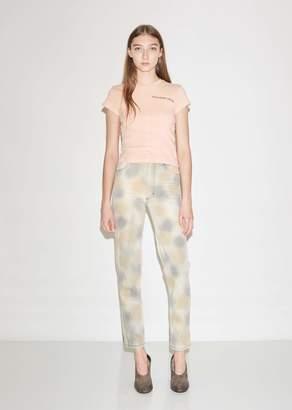 Eckhaus Latta Dirty Dye EL Jeans