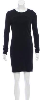 Alexander Wang Open Back Knee-Length Dress w/ Tags