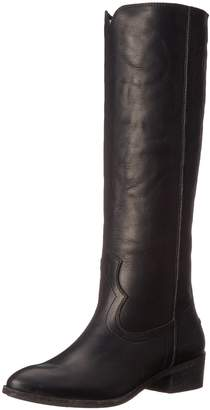 Frye Women's Ray Seam Tall Riding Boot, Cognac