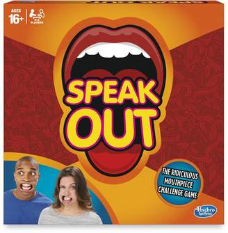 Hasbro Games Speak Out Board Game