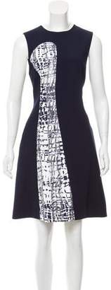 Prabal Gurung Sleeveless Knee-Length Dress