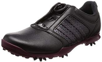 adidas Women's W Adipure BOA Golf Shoes (Black F33641)
