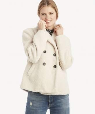 Sole Society Free Spirit Fur Coat