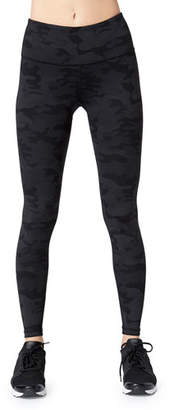 Vimmia High-Waist Core Camo-Print Leggings