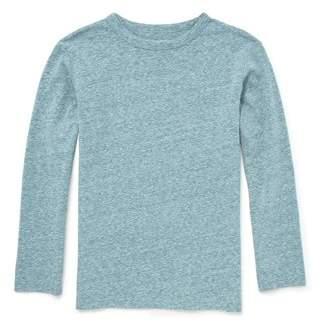 Children's Place The Childrens Place Long Sleeve Snow Jersey Tee (Little Boys & Big Boys)