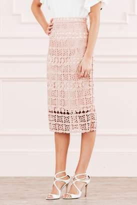 Rachel Parcell Paris Garden Skirt