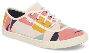 Toms Carmel Print Sneaker