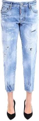 DSQUARED2 Boyfriend Jean Jeans