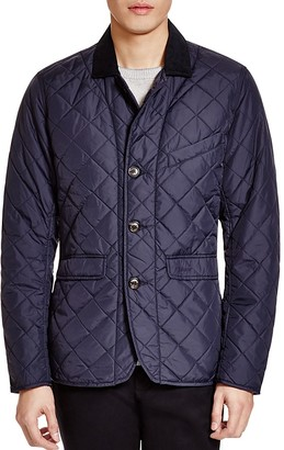 Barbour Beauly Quilted Jacket $279 thestylecure.com