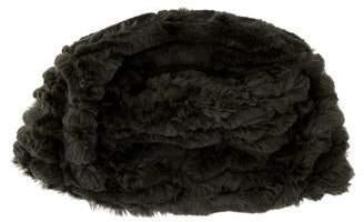 Adrienne Landau Faux Fur Hat w/ Tags