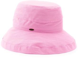 Scala Women's Cotton Medium Brim Hat
