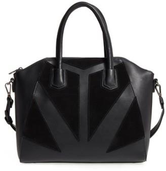 Sole Society Rosamund Satchel - Black $79.95 thestylecure.com