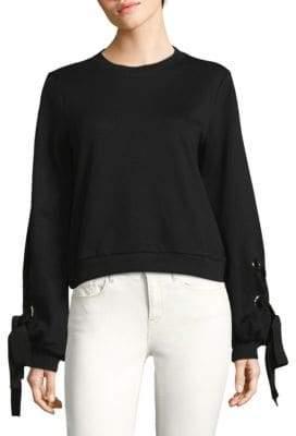 ENGLISH FACTORY Cotton Sweater