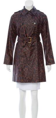 Marc Jacobs Silk Trench Coat w/ Tags