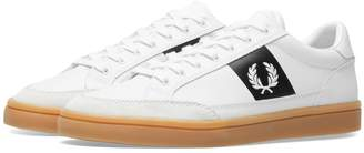 Fred Perry Authentic Deuce Leather Suede Sneaker