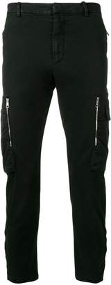 Neil Barrett zipped pocket cargo pant