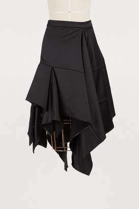 Koché Asymmetric skirt