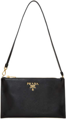 Prada Black Pouch Bag