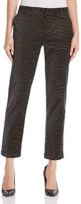 MKT Studio Program Printed Velvet Pants