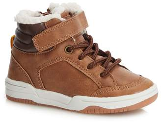 bluezoo - Boys' Tan Trainer Boots
