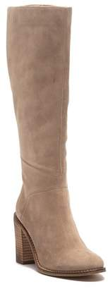 Seychelles Memory Suede Knee High Boot