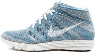 Nike NK Lunar Flyknit Chukka HTM SP Blue Glow/White
