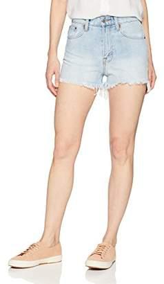 Lucky Brand Women's HIGH Rise PINS Jean Short in
