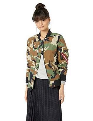 Alpha Industries Women's L-2B Scout W Flight Jacket