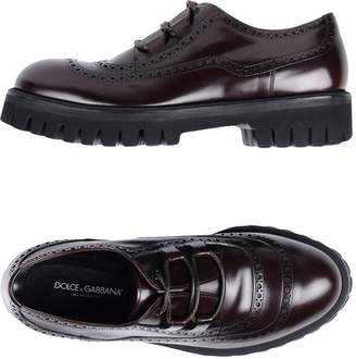 Dolce & Gabbana Lace-up shoes - Item 11215422ER