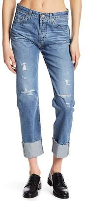 AG Jeans Sloan Straight Jeans
