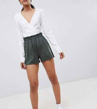 Asos (エイソス) - ASOS Tall ASOS DESIGN Tall shorts with paperbag waist