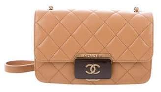 31768b561647 Chanel Beauty Lock Flap Bag - ShopStyle