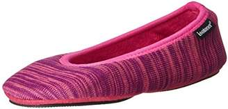 Isotoner Women's Paris Ballet Slipper