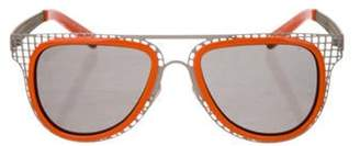 Louis Vuitton Addiction Tinted Sunglasses Orange Addiction Tinted Sunglasses