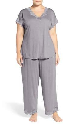 Natori 'Zen Floral' Pajamas