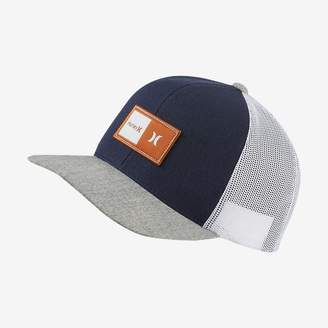 Hurley Boys' Hat Natural