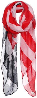 Wild Lilies Jewelry American Flag Scarf