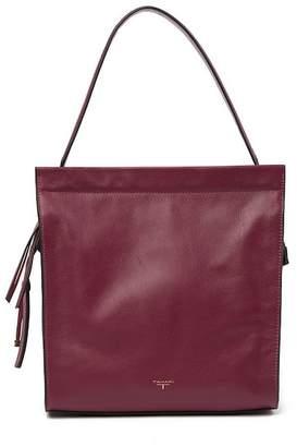T Tahari Leather Shoulder Bag