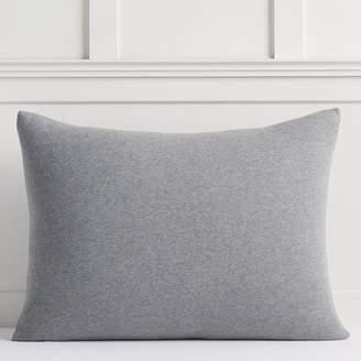 Pottery Barn Teen Sweatshirt Sham, Standard, Heathered Gray